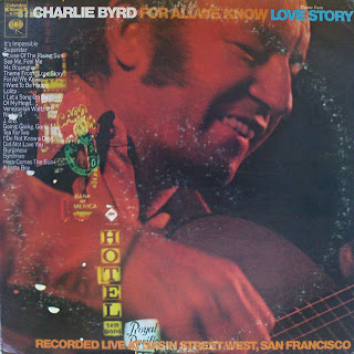 Charlie Byrd - (1971) For All We Know