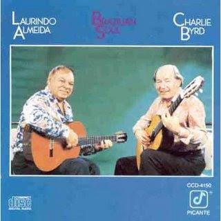 Charlie Byrd - (1981) Brazilian Soul (& Laurindo Almeida)