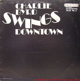 Charlie Byrd - (1976) Swings Downtown