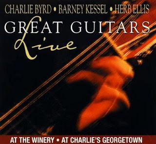 Charlie Byrd - (1983) Great Guitars Live 2 - At Charlie's (With Barney Kessel, Herb Ellis)