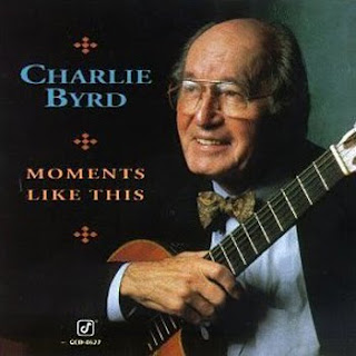 Charlie Byrd - (1994) Moments Like This (Concord)