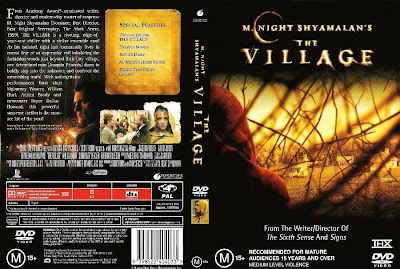 The Village (2004) DVD Cover