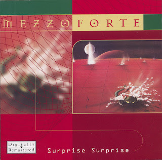 Mezzoforte - (1982) Surprise Surprise
