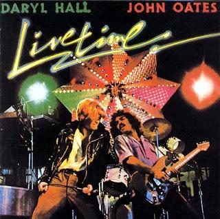 Hall & Oates - (1978) Livetime