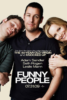 Funny People (2009) poster