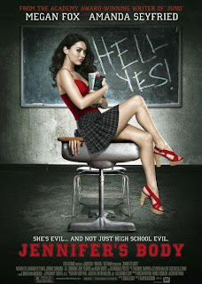 Jennifer's Body (2009) poster