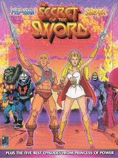 He-Man and She-Ra: The Secret of the Sword (1985)