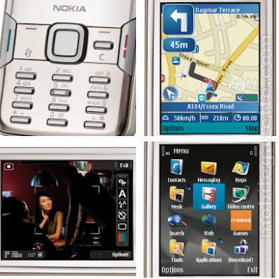Symbian Nokia N82