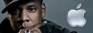 Jayz Apple record rumour image