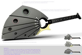 Zoran guitar concept