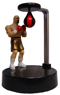 Desktop boxer The 2008 toy