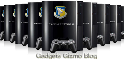 PS3- Airforce buys 300 PS3 Skynet