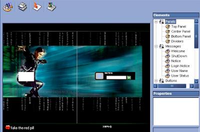 Customize login with logonstudio