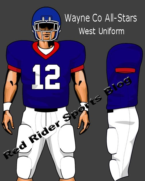 Backyard Football 2009: Orrville Red Rider Sports Blog: The Case For A Wayne