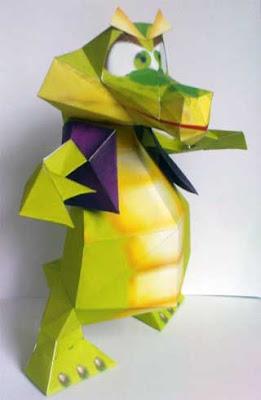 Krunch Papercraft