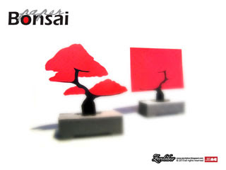 Bonsai Papercraft