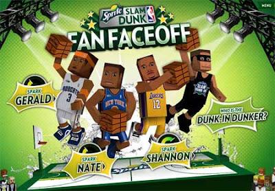 NBA Papercraft