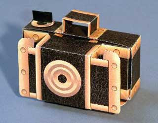 Ravensblight Pinhole Camera Papercraft