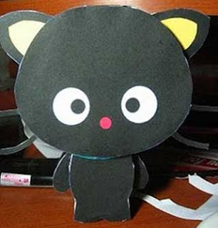 Chococat Papercraft