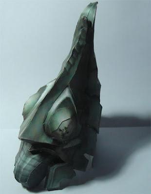 Zant Mask Papercraft