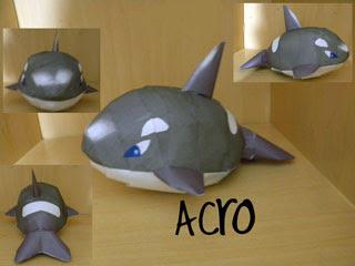 Acro Papercraft