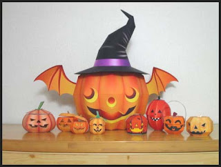 How to Make a Jack-O-Lantern cake for Halloween « Cake