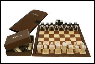 Canon Creative Park - Chess Papercraft ~ Paperkraft.net - Free