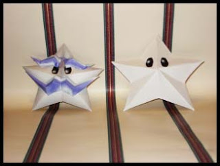 Mario Party Millennium Star Papercraft