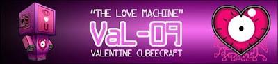 Valentine's Day Robot