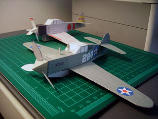 1941 Pearl Harbo Papercraft