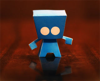 3Diddi Paper Toy