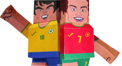Kuku Romualdo Paper Toy