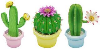 Cactus Plant Papercraft