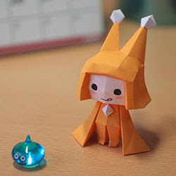 Kobito Gnome Papercraft