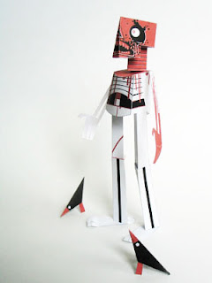 Army of Death Soldier Papercraft