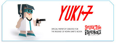 Yuki 7 Papercraft Toy
