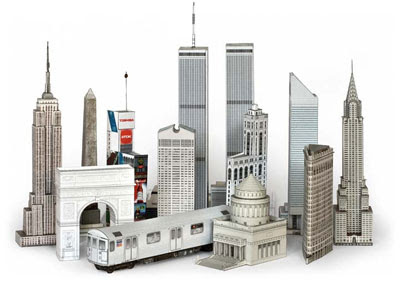 New York City Papercraft