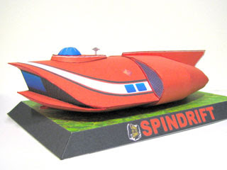 Spindrift Papercraft