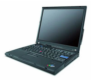 IBM Thinkpad Notebook PC Papercraft