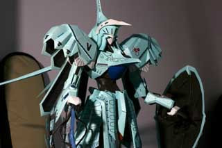 Bangdoll Mecha Papercraft