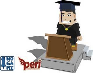 Graduate Papercraft