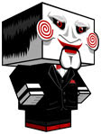 Billy the Puppet Papercraft