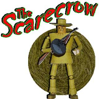 The Scarecrow Papercraft