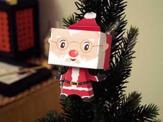 Santa Claus Papercraft