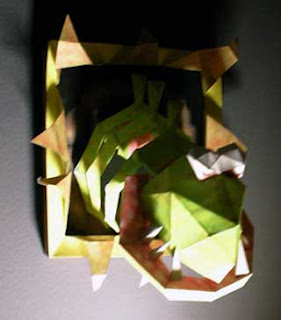 Portrait Chompa Papercraft