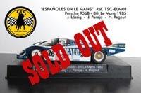 PORSCHE 956B DUCADOS Le Mans 1985