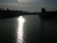 ...Adios, mi río...