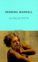 Henning Mankell. La falsa pista