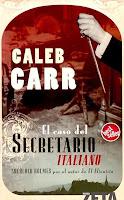 Caleb Carr. El caso del secretario italiano