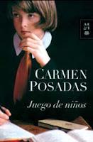 Carmen Posadas. Juego de Niños